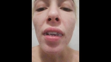 Cum in mouth and sperm swallow