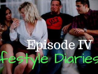 SwingerBlo Lifee Diaries Episode IV FetSwing Couples Party Heather C Payne