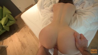 I'm sure he liked to fuck the whore he paid for - Mini Diva