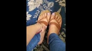 最佳色情片 - 性感的脚 拉丁足 摩洛伊斯兰解放阵线的脚 性感的拉丁裔脚