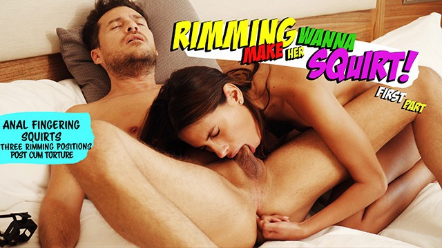 Anal rimming post new sex images