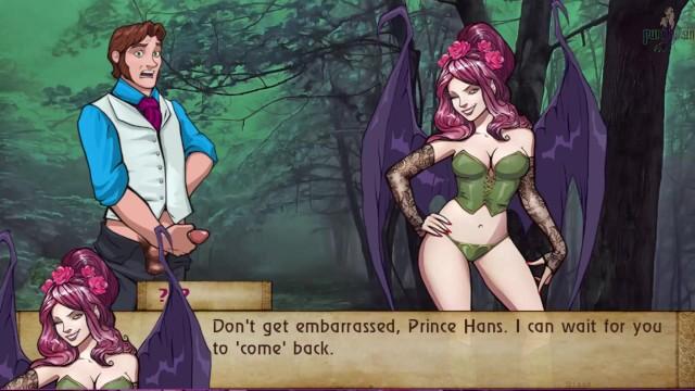 Disney lesbos - Lets fuck disneys frozen bad manners uncensored gameplay episode 1
