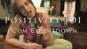 Positivity JOI (Cum Countdown) - Sexy Hippies
