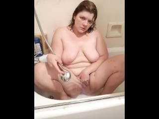 THICC CUTIE FEELS DIRTY GETTING CLEAN FOR K SUB SPECIAL