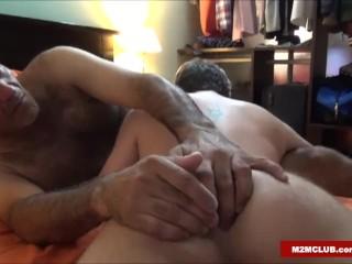 Horny Bisex Macho Fucking