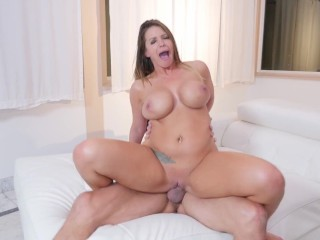 BSKOW Broo Chases Tits Worshipping Brooklyn Chase, Tommy Gunn