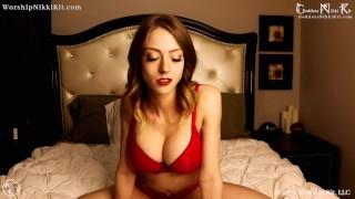 Female Domination Jerk Off Instructions Stroke While your GF is Home Homewrecker Goddess Nikki Kit