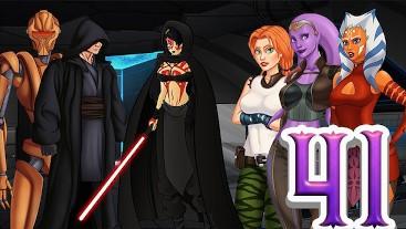 Let's Lay Star Wars Orange Trainer Uncensored Episode 41