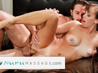 NuruMassage For Love Of Cou My Stepson Alana Cruise, Lucas Frost
