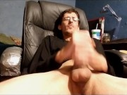 Filling A Condom With Cum and Piss For You!