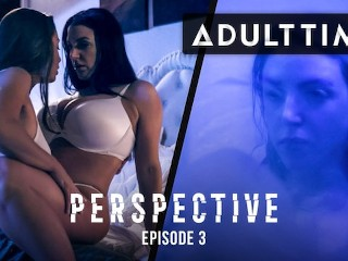 ADULT TIME Perspective Angela White Abigail Mac Sensual Sex Abigail Mac, Angela White