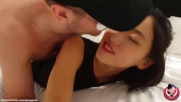 June Liu - Fan's Custom Video, Sex & BJ in Guy's Duplex (FREE FOR FANS)
