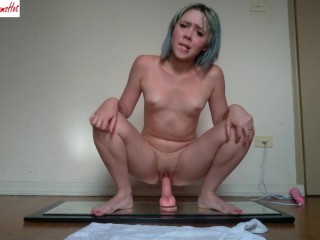 Amateur Hot Teen Had Wet Orgasm With Her Toys Cherry Adams Complete