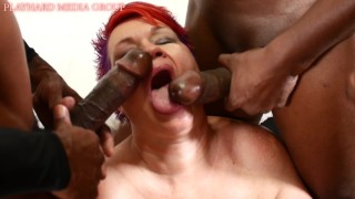 BBW GETS A BBC BLOWBANG