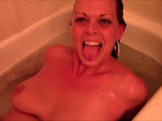 Fetish/old/pov by step mom s bath fetish