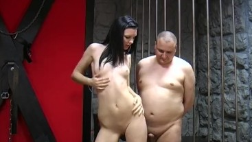Hot Goth Kelly Teases & Dominates Me