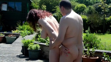 Outdoor Fun With Huge Boobed Summer Jay