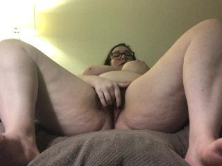 BBW Mommy Encourages you to Cum in Her Panties JOI