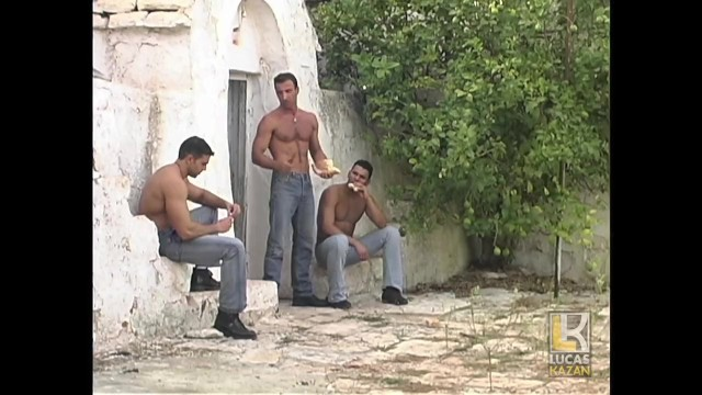 Jenas gay - Lucas kazan decameron