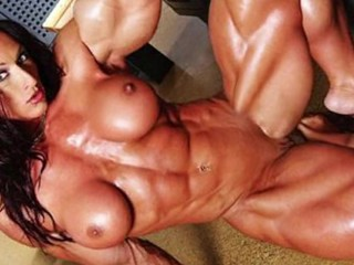 Muscles/most stars 25 muscular strong