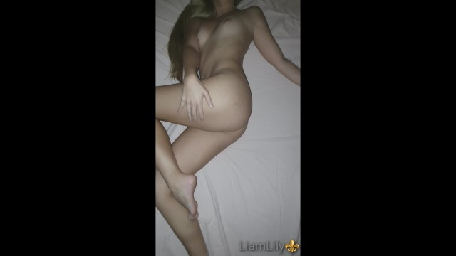 Teen ametur Teen amateur schoolgirl playing with her pussy before sex with boyfriend