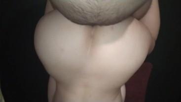 Use pussy of my slut wife for no condom breeding