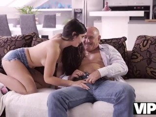 VPK Hot old and young fu scene ends wth cumshot Mira Cuckold
