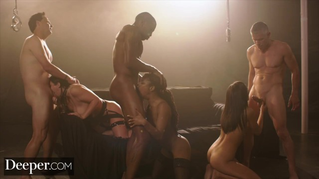 Epic tube porn - Deeper. angela, emily and kira sex overdose in epic gangbang