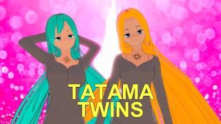 (3D Hentai) Sexe avec des soeurs Tatama