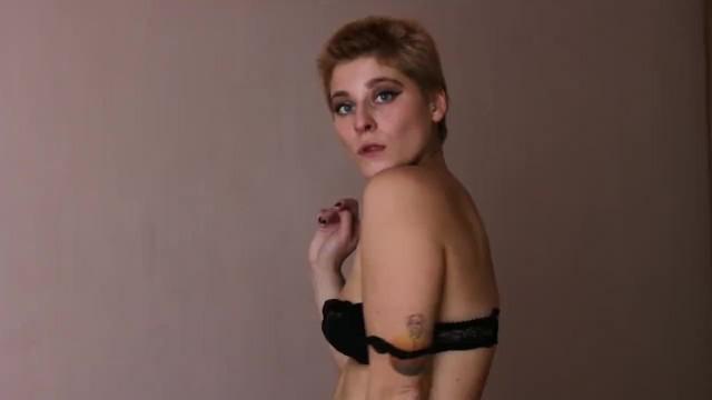 Sabrina sabrock porno striptease Masturbation while getting bold girl and striptease
