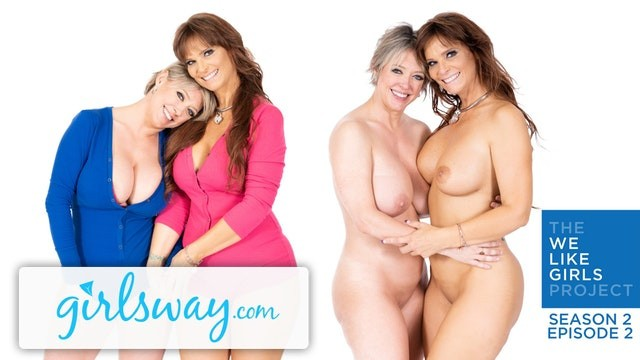 Martine williams tits - Girlsway real life lesbian milf couple dee syren- we like girls
