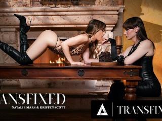 ADULT TIME Transfixed: Kristen Scott & Natalie Mars