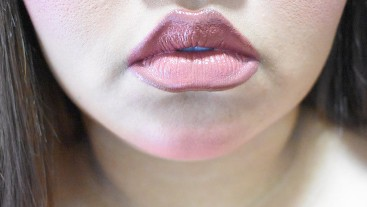 Pouty Lips: Naughty Talk and Lip Candid