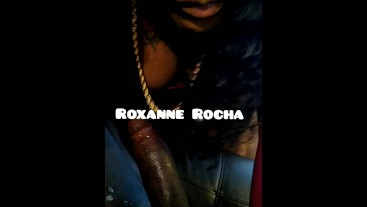 Roxanne Rocha Slobbing on a thugs  BBC