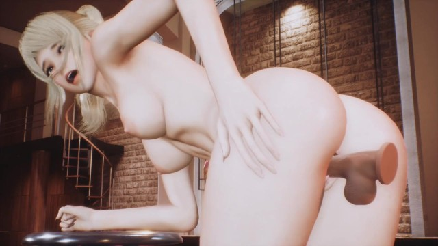 Erika elaniak tits - 3d pornh-gamefallen doll sex with erika