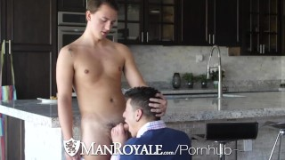 ManRoyale Thanksgiving Holiday Ass Romping