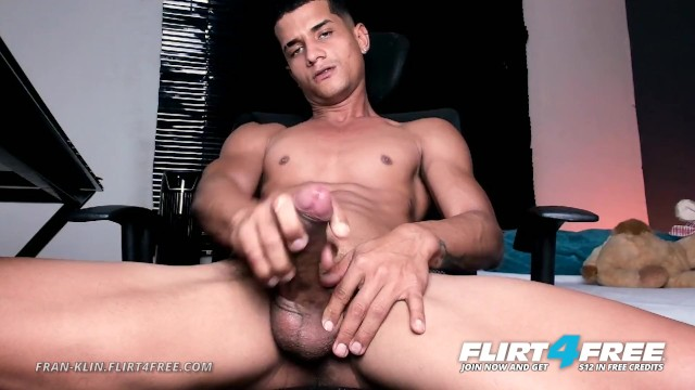 Free monster gay cock galleries Fran klin on flirt4free - latino with monster cock spreads his tight hole