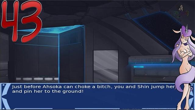 Let s play Star Wars Orange Trainer Uncensored Episode 43