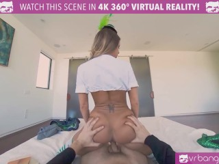 VR BANGERS Busty Brooklyn Chase is granting you a Fuck wish