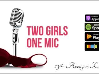 34 Avengers Xxx Two Girls One Mic The Porncast...