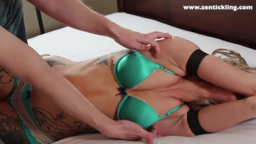 Amy Exposed - Zen Tickling Preview