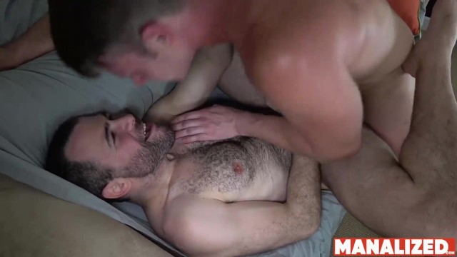 Brian whitney gay berkley Manalized hunk brian bonds eats ass and cums while fucked