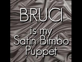 Bruc s my Satn Bmbo Puppet