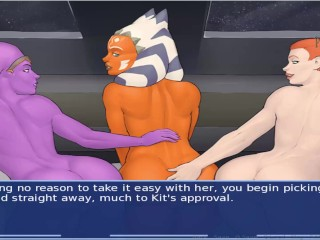 Let's play Star Wars Orange Trainer Uncensored Episode 44