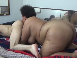 Ebony hot studs ass...