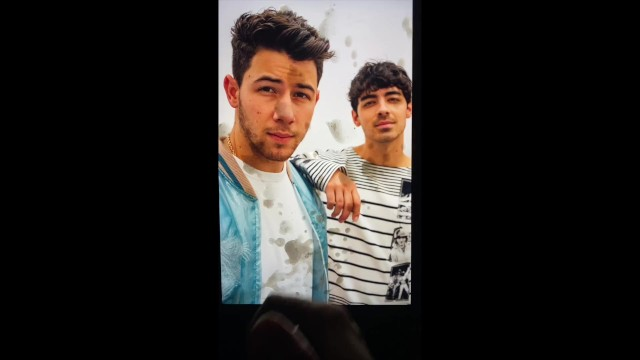 Is nick ring gay - Nick and joe jonas gay cum tribute i came so hard i dropped my phone