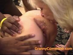 My Grannie Sucks Out Assholes