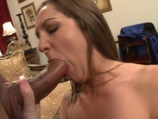PAWG Wfe Fucked Hard and Take Care of Her Husbands BBC and Get Cumshots