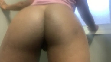 Ebony shakin ass
