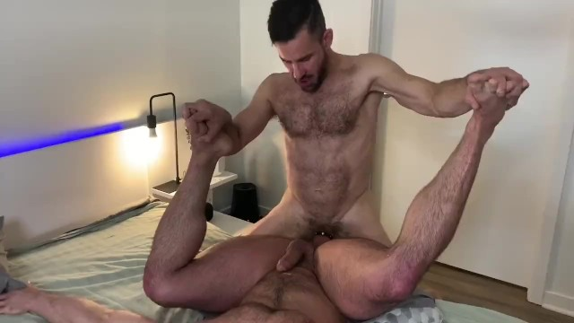 Hairy gay men masturbating Hairy flip fuck